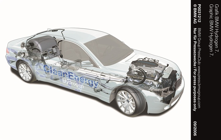 BMW to Make Fuel Cell Vehicle Available by 2020