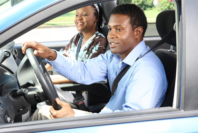 All states except New Hampshire have a seat belt law, but only 34 states and Washington, D.C., allow primary enforcement of their seat belt laws. Photo courtesy of NHTSA.