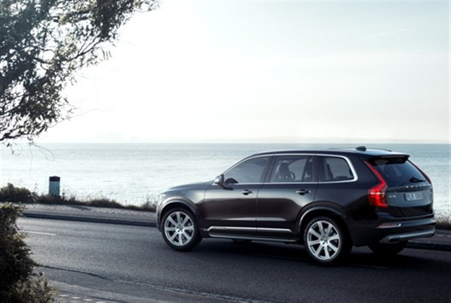 Photo courtesy of Volvo.