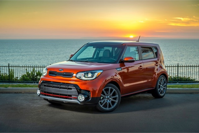 Photo of Kia Soul courtesy of Kia.