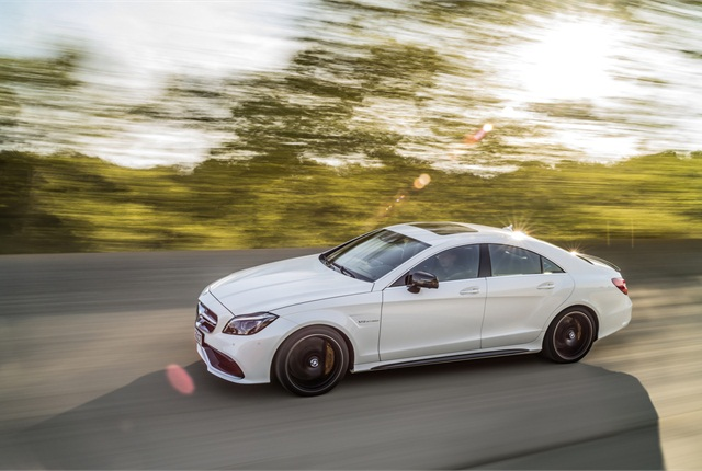 Photo courtesy of Mercedes-Benz.