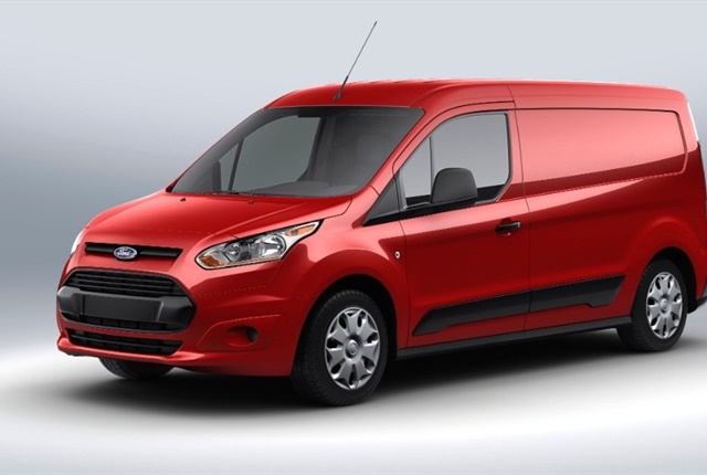 Photo of Ford Transit Connect courtesy of Ford.