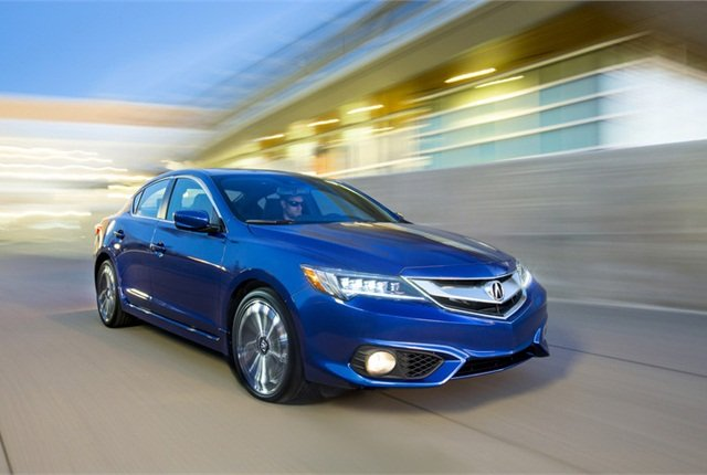 Photo of Acura ILX courtesy of Honda.