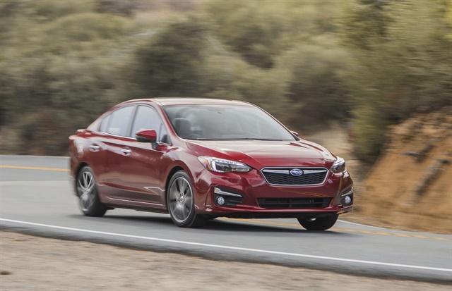 Photo courtesy of Subaru
