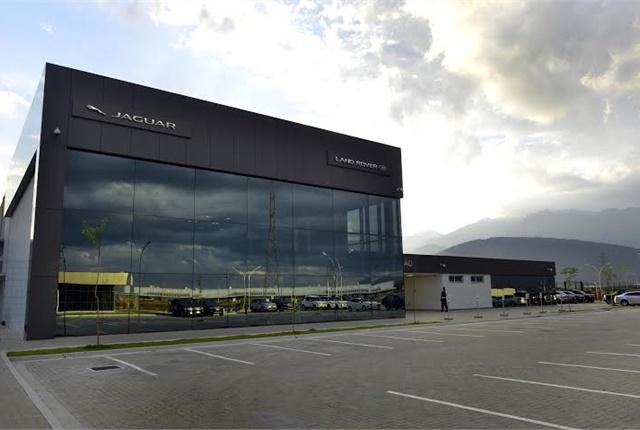 Photo courtesy of Jaguar Land Rover.