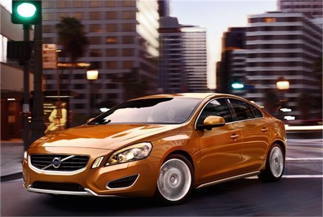 2011 Volvo S60. Photo: Volvo.