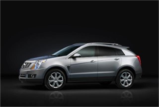 Photo of 2013 Cadillac SRX courtesy of General Motors.