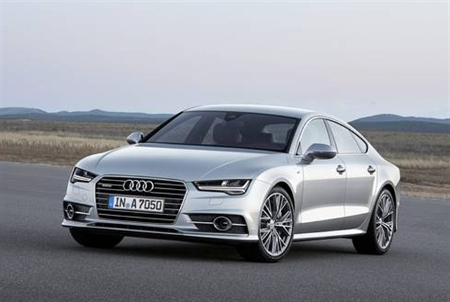 The 2014 Audi A7. Photo via Wikipedia.