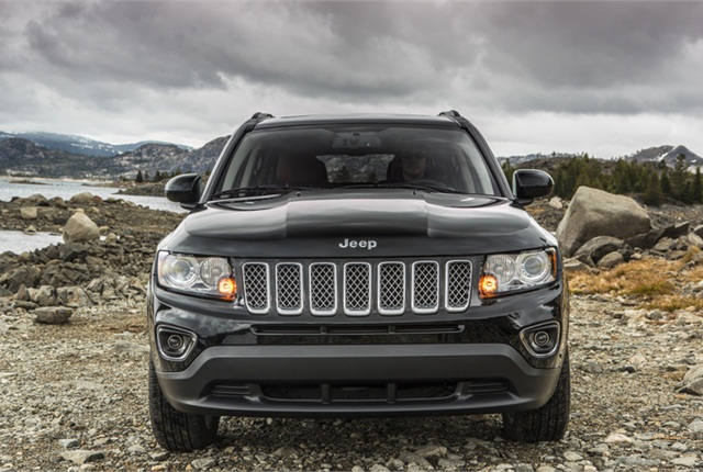2014 Jeep Compass. Photo courtesy of Chrysler.