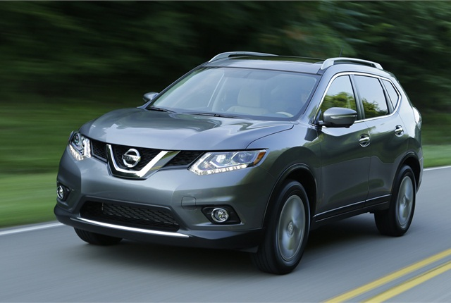 2015 Nissan Rogue (PHOTO: Nissan)