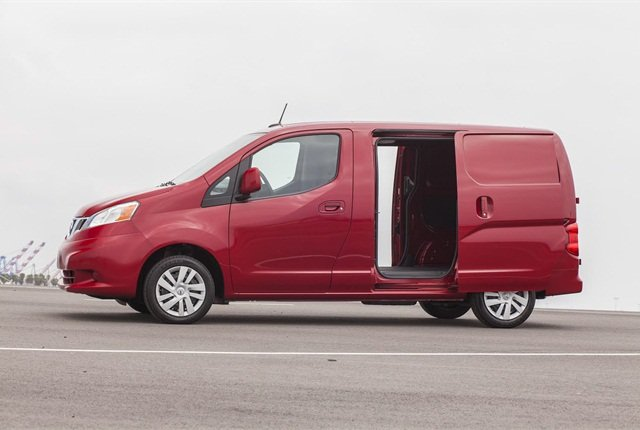Photo of 2015 NV200 courtesy of Nissan.