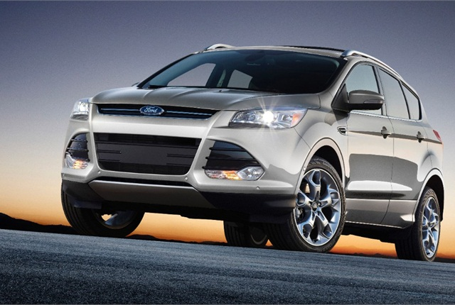 Photo of 2014 Ford Escape courtesy of Ford.