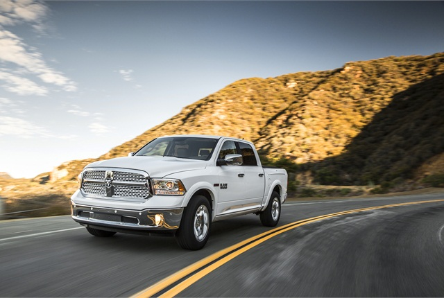 Motor Trendhas selected the Ram 1500 as its2014 Truck of the Year.