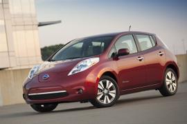 Nissan Recalls LEAF Cars for Brakes