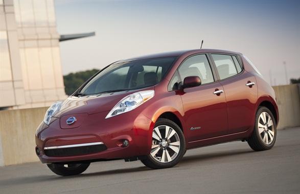 Photo: Nissan