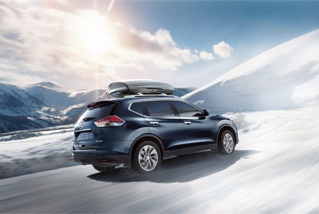 Image of Nissan Rogue courtesy of Nissan.