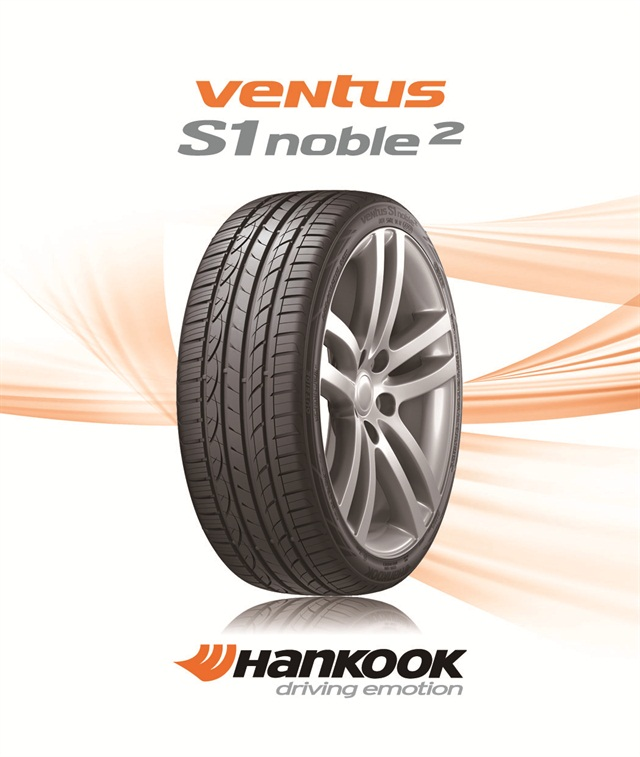 Photo courtesy of Hankook Tire.