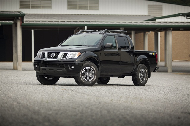 Photo of the 2016 Frontier courtesy of Nissan.