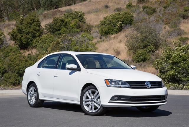 Photo of Volkswagen Jetta courtesy of Volkswagen.
