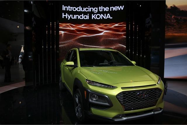 Photo of the 2018 Hyundai Kona by Paul Lim.