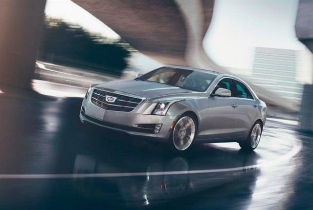 Photo of the 2017 Cadillac ATS Sedan courtesy of GM.