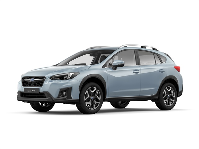 Photo of 2018 Crosstrek courtesy of Subaru.