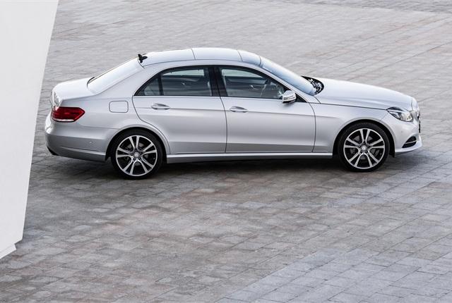 Photo courtesy of Mercedes-Benz USA.