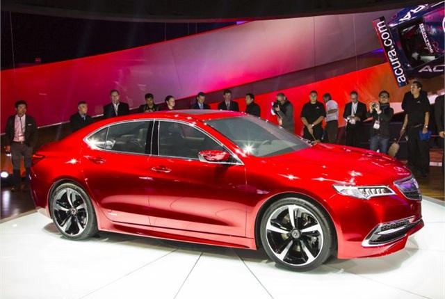Photo courtesy of Honda/Acura.