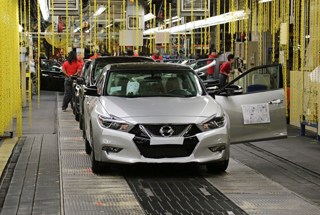 Photo courtesy of Nissan