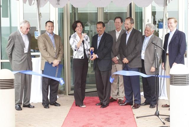 ARI leadership opens ARI's global headquarters in 2010.