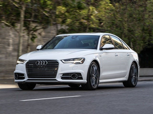 Photo of A6 courtesy of Audi.