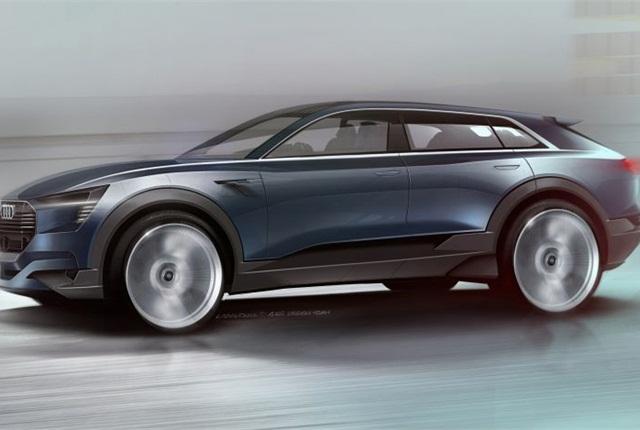 Illustration courtesy of Audi.