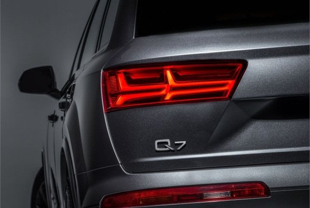 Photo of next-gen Q7 courtesy of Audi.