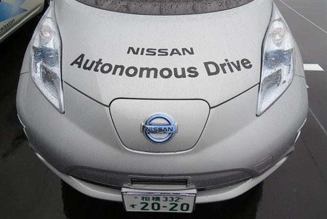 Photo via Nissan Motor Co.