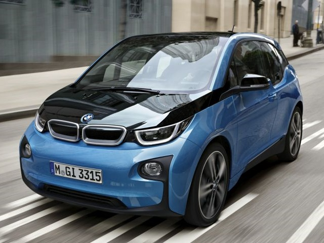 Photo of 2017 i3 (94 Ah) courtesy of BMW.
