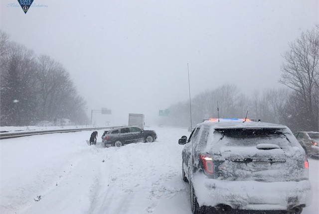 Photo courtesy of the Massachusetts State Police.