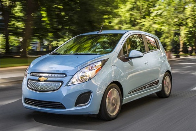 GM Reduces Price for Chevrolet Spark EV