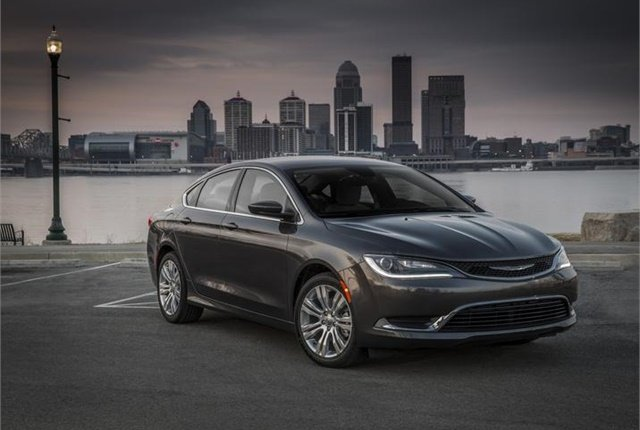 Recalls on 2015 chrysler 200