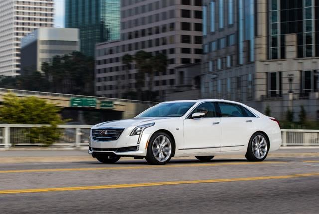 <p><em>Photo of Cadillac CT6 courtesy of GM.</em></p>