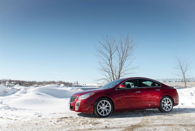 <p>Photo courtesy of Buick.</p>