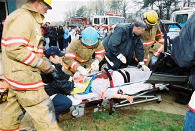 Crash photo courtesy of NHTSA.
