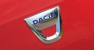 Photo: Dacia