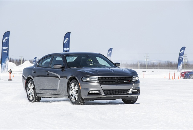 Photo of Dodge Charger courtesy of FCA US.