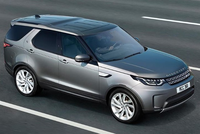 Photo courtesy of Land Rover.