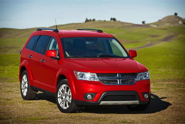2014-MY Dodge Journey Limited