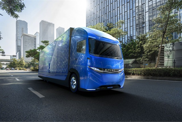 Mitsubishi Fuso Launches Electric Truck Brand E-Fuso - Global Fleet