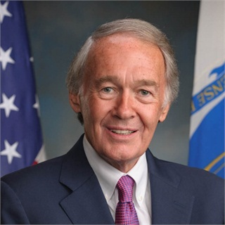 Photo of Sen. Edward Markey by U.S. Senate via Wikimedia Commons.