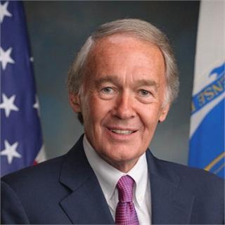 Photo of Sen. Edward Markey by U.S. Senate via Wikimedia Commons.