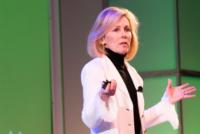 Photo of Kristi Webb, Element's president and CEO, courtesy of Element.