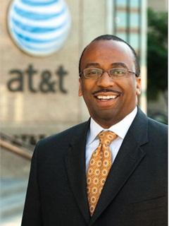 Jerome Webber, VP, global fleet operations for AT&T